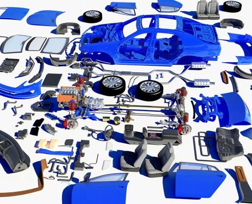 Chilliwack Auto Body Parts Replacement