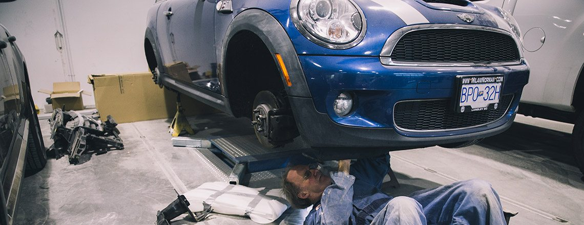Chilliwack Auto Body Repairs