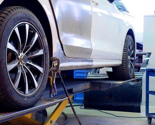 Chilliwack Auto Body Frame Measuring